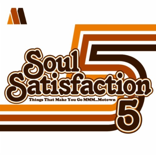 Various Artists - Soul Satisfaction Vol.5 By Various Artists