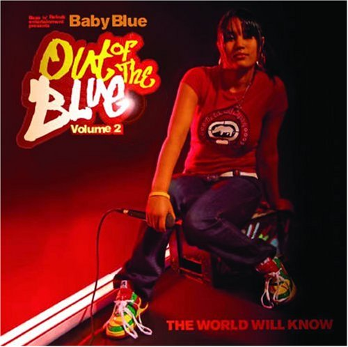 Baby Blue - Out of the Blue By Baby Blue