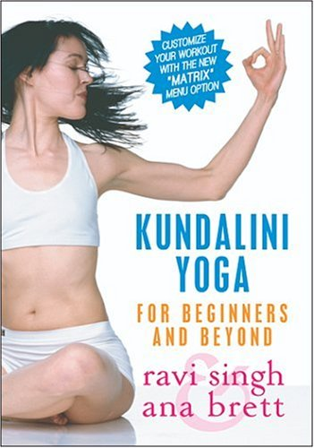 Kundalini Yoga for Beginners and Beyond - Ana Brett & Ravi Singh **NOW w/THE MATRIX MENU OPTION!**[2