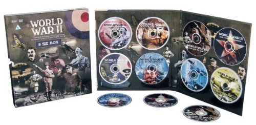 World War 2 Special Ed' Collectors 8 DVD Box Set WW2