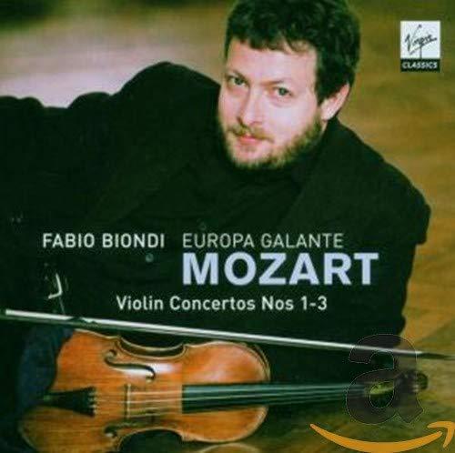 Mozart: Violin Concertos 1,2 & 3