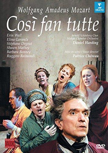 Harding, Daniel - Mozart: Cosi Fan Tutte