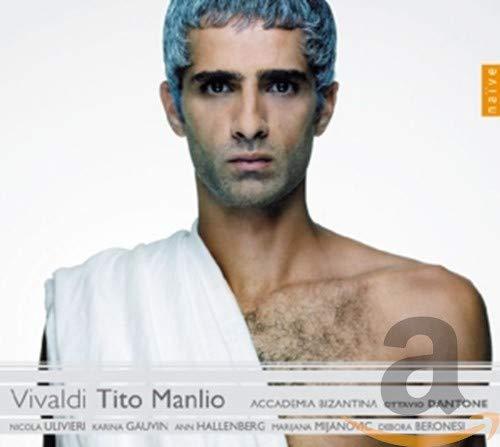 Ottavio Dantone - Vivaldi: Tito Manlio By Ottavio Dantone
