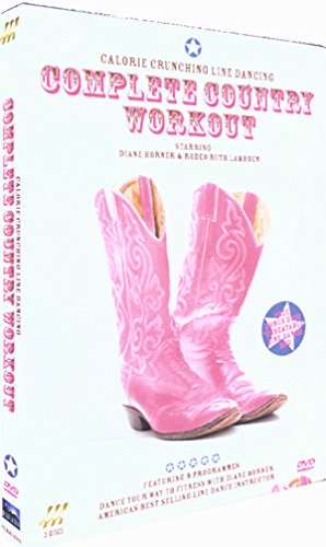 Complete-Country-Workout-DVD-CD-5AVG-FREE-Shipping