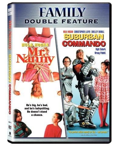 Mr Nanny & Suburban Commando
