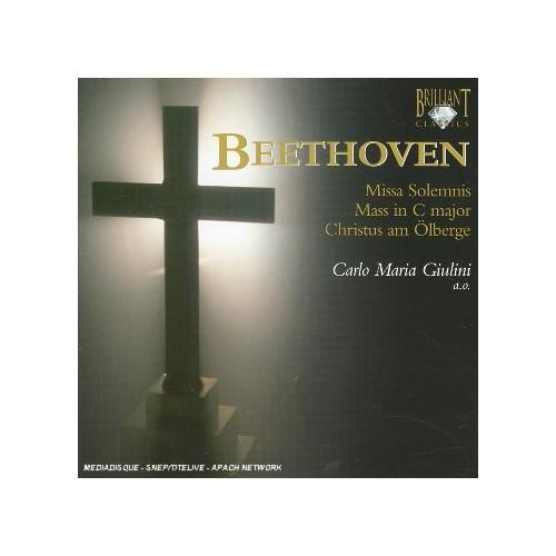 New Philharmonia Orchestra / Giulini / Janet Baker - Beethoven: Masses