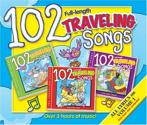 Various Artists - 102 Traveling Songs By Various Artists