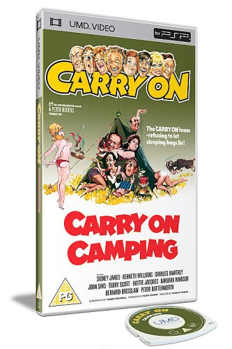 Carry-On-Camping-UMD-Mini-for-PSP-CD-E6VG-FREE-Shipping