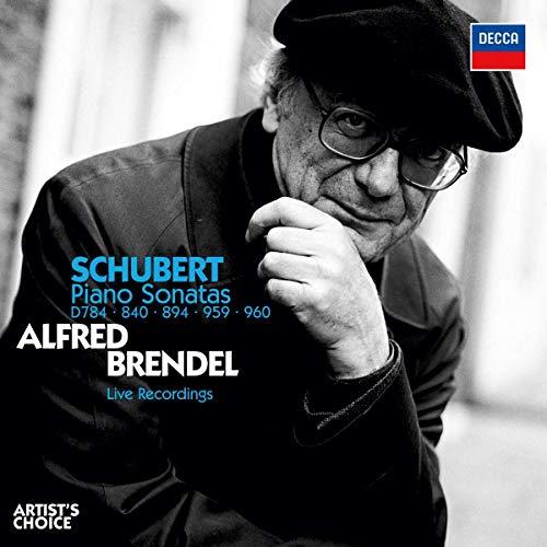 Alfred Brendel - Alfred Brendel plays Schubert By Alfred Brendel