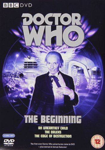 Doctor Who - The Beginning (An Unearthly Child  / The Daleks  / The Edge of Destruction