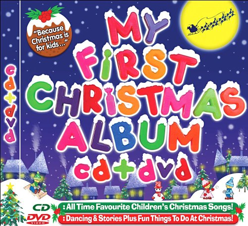 Various Artists - My First Christmas Album By Various Artists