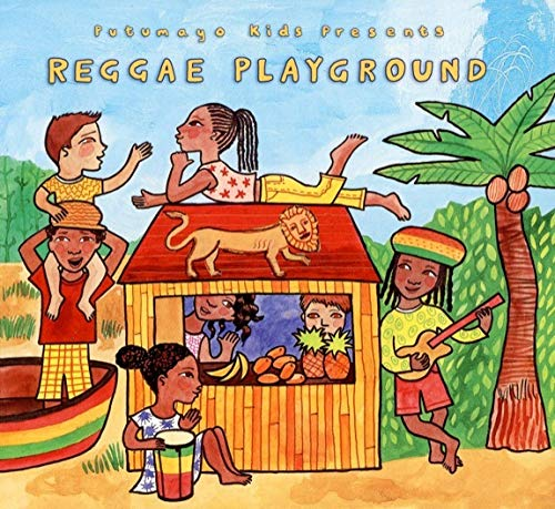 Putumayo Kids Presents - Reggae Playground By Putumayo Kids Presents