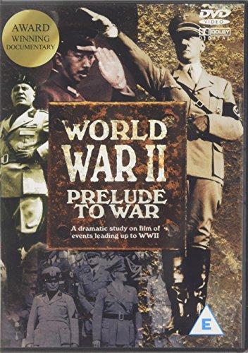 World War 2 - World War Two - Prelude to War