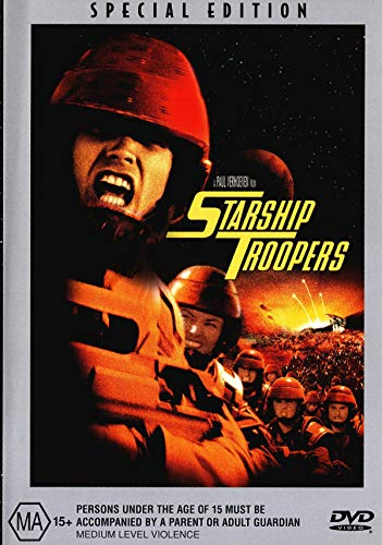 Starship Troopers - Special Edition (English / German / Spanish / Russian)
