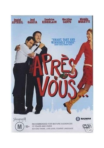 After-You-Apres-vous-DVD-CD-28VG-FREE-Shipping