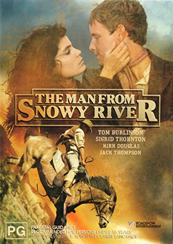 The Man From Snowy River (PAL) (REGION 4)