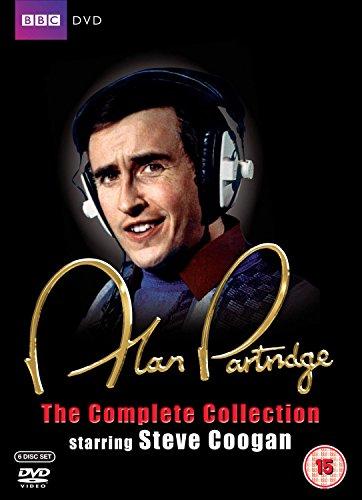 The Alan Partridge Complete Box Set