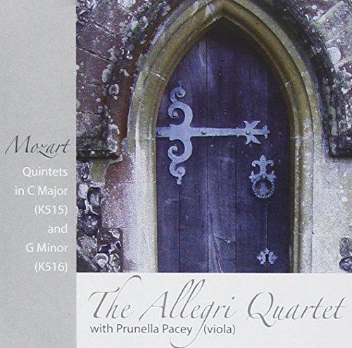 Prunella Pacey - Mozart: String Quintet K515, K516