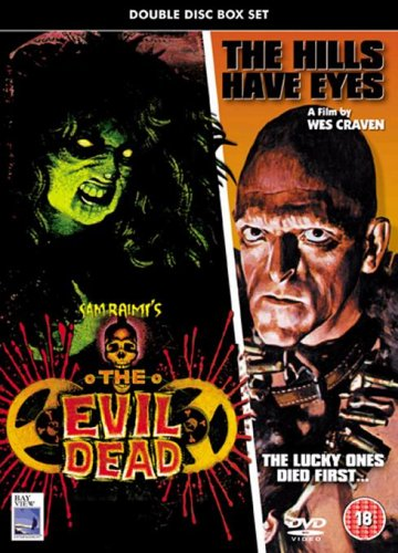 The-Evil-Dead-The-Hills-Have-Eyes-DVD-CD-3KVG-FREE-Shipping