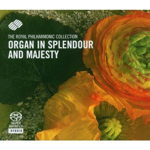Various Composers - Organ in Splendour and Majesty (Rpo)