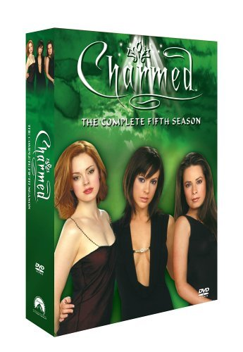 Charmed-Season-5-DVD-CD-I4VG-FREE-Shipping