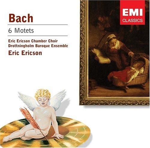 Johann Sebastian Bach - Motets (Ericson)