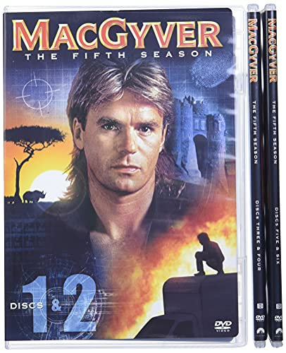 Macgyver: Complete Fifth Season