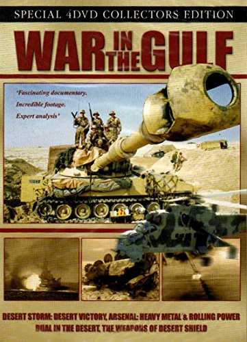 War-In-The-Gulf-DVD-CD-BIVG-FREE-Shipping