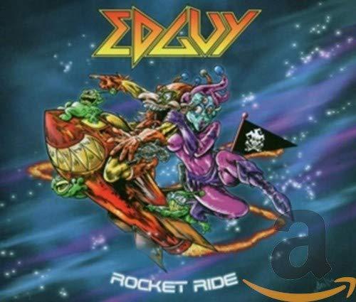 Edguy - Rocket Ride By Edguy