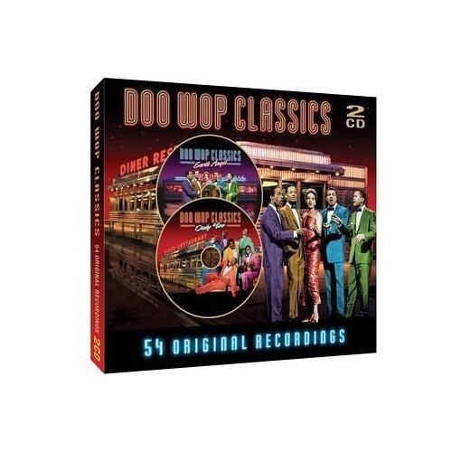 Various Artists - Doo Wop Classics: 54 Original Recordings By Various Artists