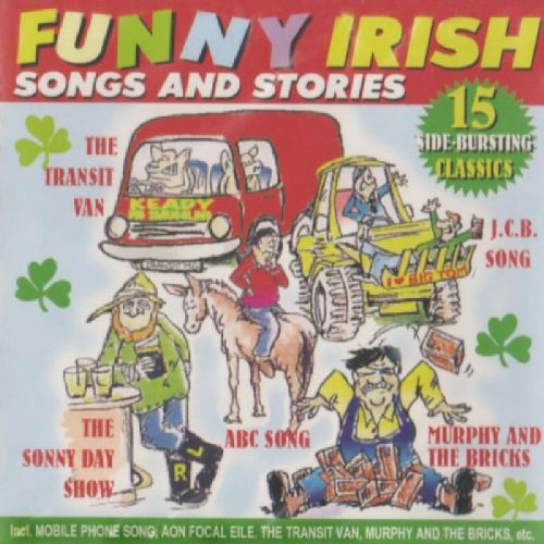 Various Artists - Funny Irish Songs and Stories By Various Artists