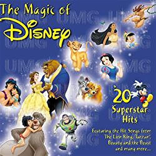 Various Artists - Magic Of Disney, The - 20 Superstar Hits