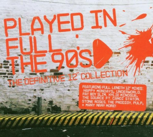 Various Artists - Played In Full: The 90s - The Definitive 12' Collection By Various Artists