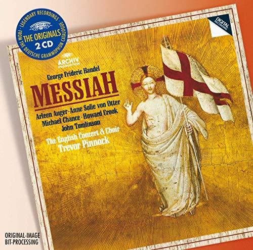 The English Concert Trevor Pinnock - Handel: Messiah (DG The Originals) By The English Concert Trevor Pinnock