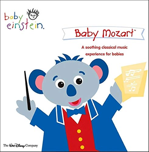 The Baby Einstein Music Box Orchestra - Baby Mozart By The Baby Einstein Music Box Orchestra