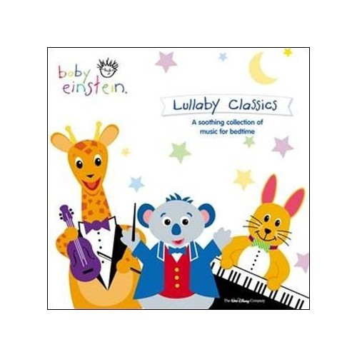 The Baby Einstein Music Box Orchestra - Lullaby Classics By The Baby Einstein Music Box Orchestra