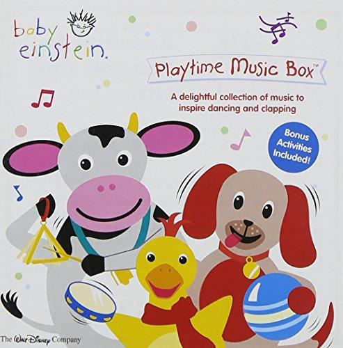 Playtime Music Box By The Baby Einstein Music Box Orchestra