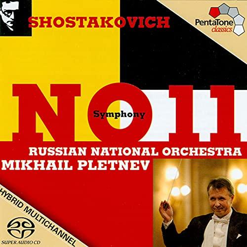 Symphony No. 11 (Pletnev, Russian No)
