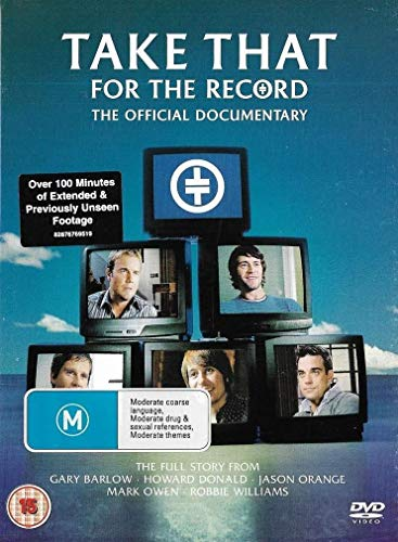 'Take That - For The Record - Official Documentary