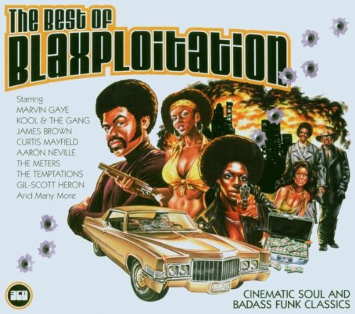 Various Artists - The Best of Blaxploitation By Various Artists