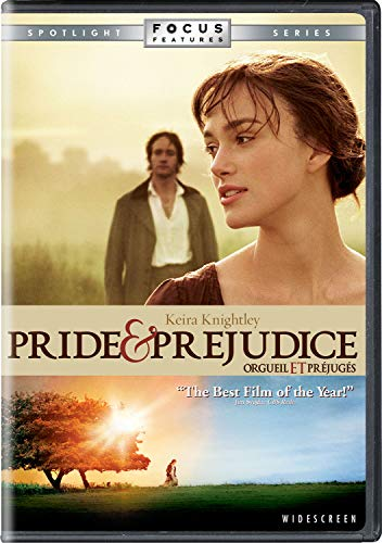 Pride & Prejudice (DVD) (2005) (Region 1) (US Import) (NTSC)