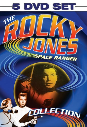 Rocky Jones Space Ranger Collection