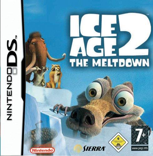 Ice Age 2: The Meltdown (Nintendo DS)