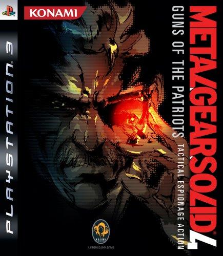 Metal Gear Solid 4: Guns of the Patriots (PS3)