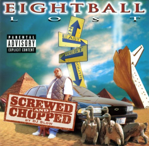 Eightball - Lost By Eightball