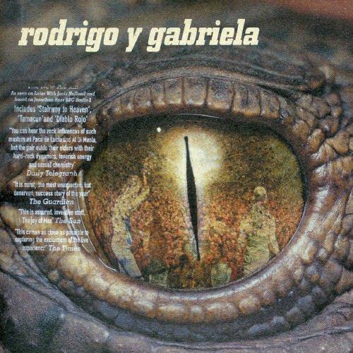 Rodrigo y Gabriela - Rodrigo Y Gabriela By Rodrigo y Gabriela