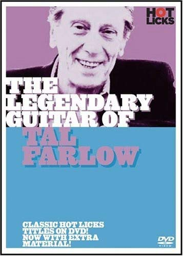 MUSIC SALES FARLOW TAL - LEGENDARY GUITAR OF Educational books Acoustic guitar
