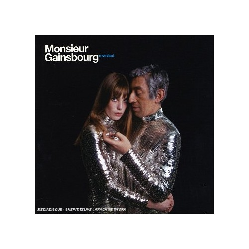 Various - Monsieur Gainsbourg By Various