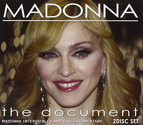 Madonna - The Document: Interview/+DVD By Madonna