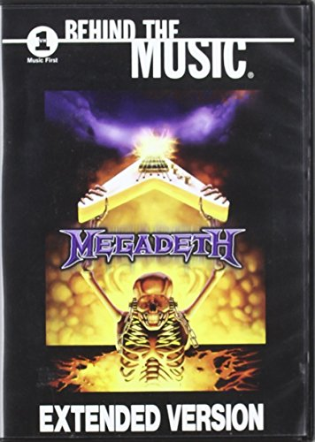 Megadeth - Behind The Music - Deluxe Edition